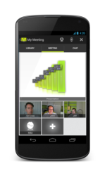 ISL Groop Web Conferencing app supports now all major platforms and devices: Android, iOS, Windows, Mac.