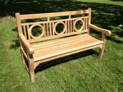 chic teak launch new bench and chair with a traditional twist chic teak furniture