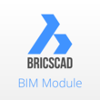 Logo for BricsCAD BIM Module beta