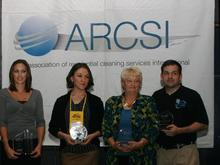 ARCSI Members Receive Awards At It's 2012 Annual Convention
