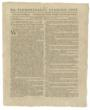 Rare First Newspaper Printing of the Declaration of Independence to be...