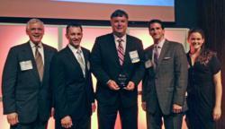 Cetrom team winning 2013 Washington SmartCEO VOLTAGE Awards