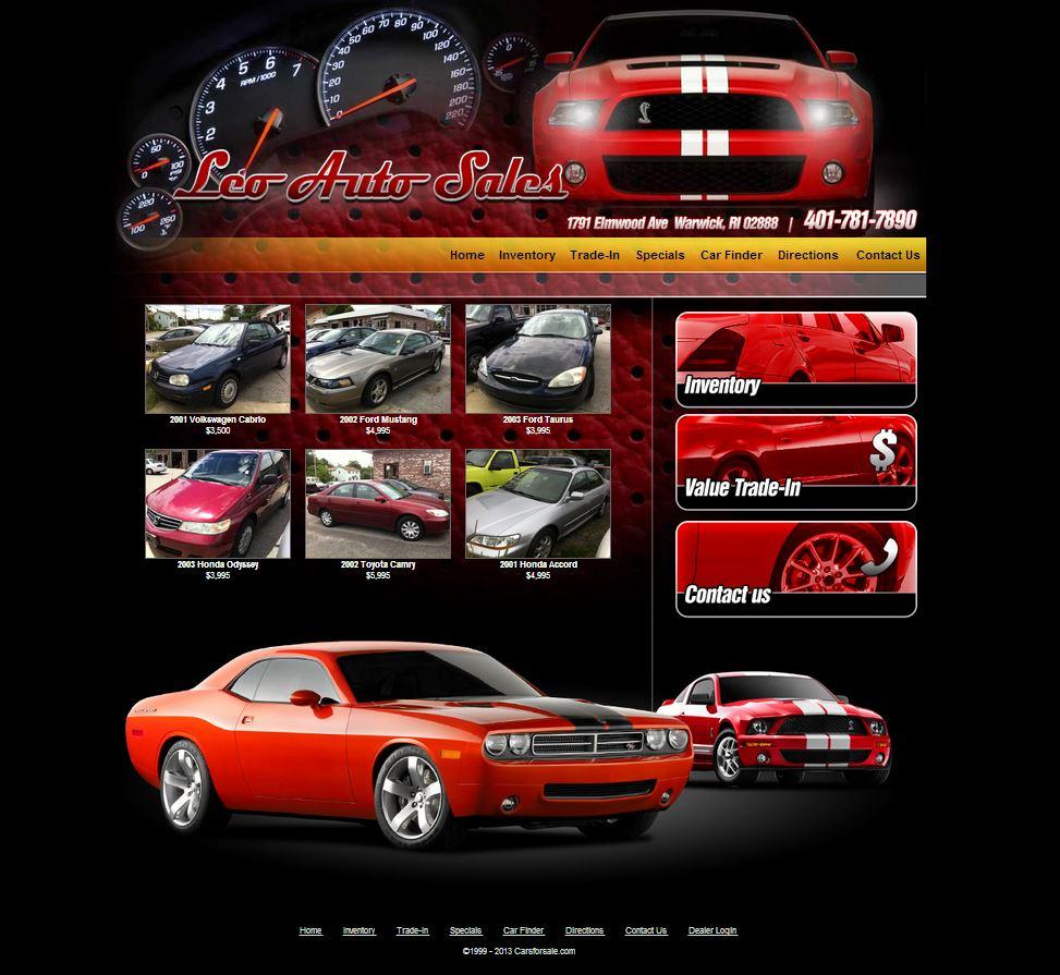 Carsforsale Dealer Login >> Leo Auto Sales Joins Carsforsale.com® Dealer Family