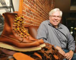 Pictured: Joe Topinka, Red Wing Shoes CIO and VP of Multichannel Commerce