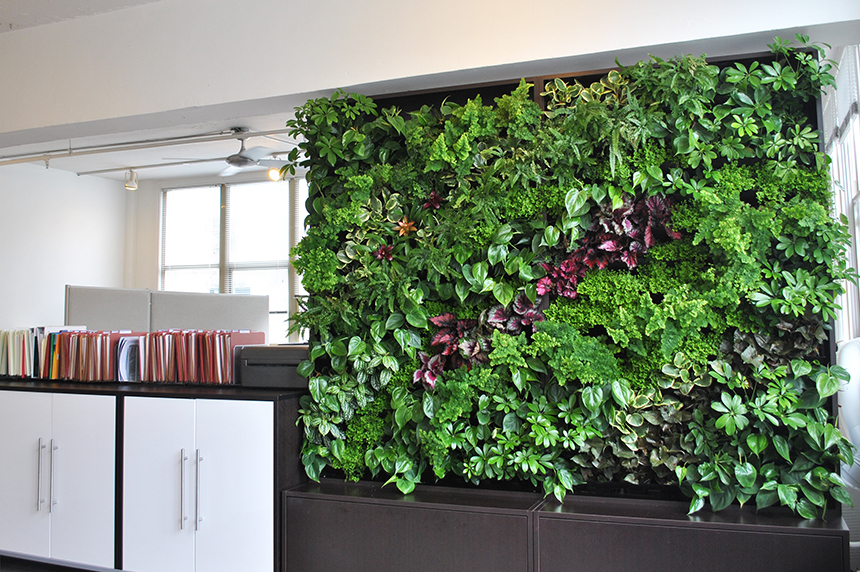 Gsky plant systems inc a leading vertical green wall Green walls vertical planting systems