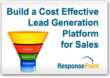 Sales Enablement Program Provides a Cost Effective Lead Generation Platform for Companies That Need a Steady Stream of Leads