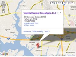 Virginia Hearing Consultants - Norfolk VA