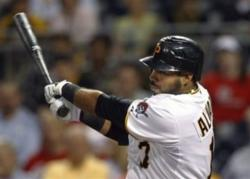 Pirates' Third Baseman Pedro Alvarez