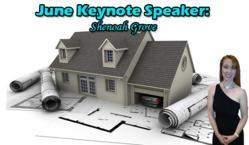 Houston Real Estate Investment Club Speaker Shenoah Grove