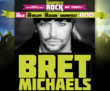 Bret Michaels to Rock Wine Festival on San Francisco Waterfront; Project Sport Reviving Wine Country Event in Bay Area