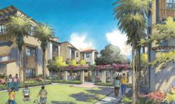 Jamboree Housing Corporation's workforce housing, Birch Hills Apartment Homes in Brea, CA
