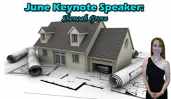Austin Real Estate Networking Club Speaker Shenoah Grove