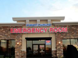 First Choice Emergency Room, North Fort Worth Location