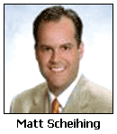 Top Echelon Network recruiter Matt Scheihing of J. Miles Personnel