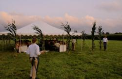 chef to farm dinner series
