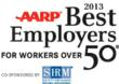 FCCI Honored as A 2013 AARP Best Employer for Workers Over 50