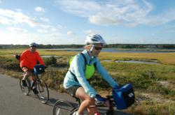 marthas vineyard vacation bike tour