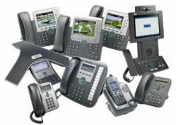 Cisco 7900 IP phones VoIP telephones