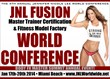 Jennifer Nicole Lee 4th Annual JNL World Conference