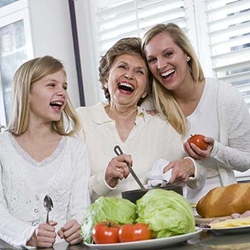 Twin Cities multi-generational families that love living togehte