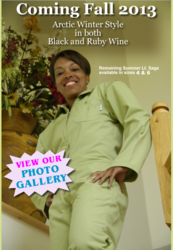Feminine and functional coveralls for ladies www.ShoeBodyCovers.com