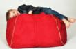 New Pint-Sized Bean Bag Chairs from The Man Chair Co. Extend the Life...