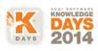 ACGI Software Will Host Knowledge Days 2014, Association Anywhere AMS...
