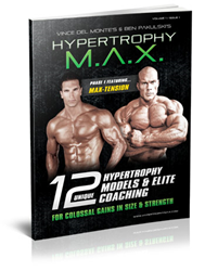 Hypertrophy Max Program Vince Del Monte and Ben Pakulski