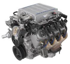 6.5 turbo diesel engine