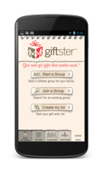 Wish List Gift Registry for Android