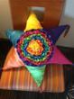 CasaQ Star Piñata Pillow