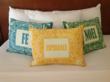 CasaQ Papel Picado Pillow Collection