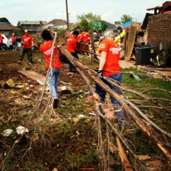 Foundation Financial Group Helps Moore Recover from Tornado