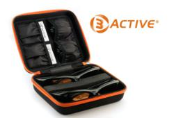 3ACTIVE® 3D Glasses Protective Storage Cases