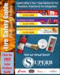 Superb Safety Unveils Complimentary Fire Safety Guide for Fire Prevention, Fire Protection, & Fire Extinguishers