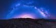 Milky Way at Zabriskie Point, Death Valley National Park by Jason Hines