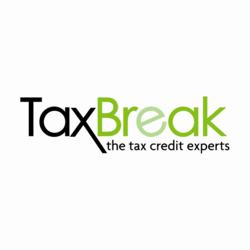 TaxBreak logo, The tax credit experts