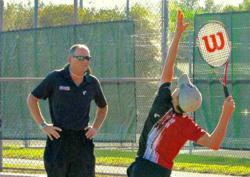 USTA National Junior Tennis Championships Training