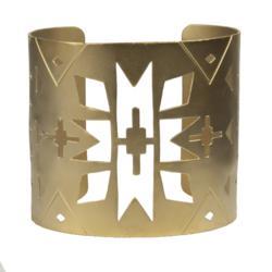 Handcrafted Jewelry Cuff Bracelet by Jenne Rayburn
