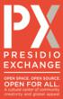 Golden Gate National Parks Conservancy Presents its Vision for the Presidio Exchange (PX), San Francisco's 21st Century Cultural Center at Crissy Field