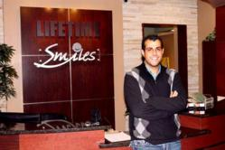 Dr. Arzegar, the Austin dentist at Lifetime Smiles Adult and Pediatric Dentistry