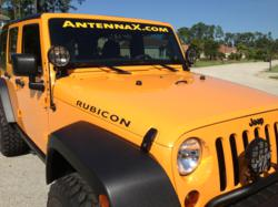 4WD exterior accessories Jeep soft top
