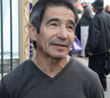 Laffit Pincay jr at Santa Anita Racetrack