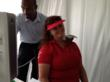 JoAnne Zawitoski, Event Co-Chair, Getting Carotid Arteries Checked