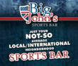 Big John's Sports Bar is Boosting its Marketing Efforts