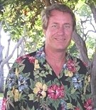 Mark Steffan Owner of Maui'd Forever Hawaii Wedding Planner