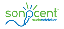 Sonocent Audio Notetaker