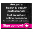 BookMeQuick.com today announced the launch of the UK's first ever, online platform connecting health and beauty professional's with their clients