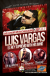Luis Vargas a Bachata Legend from the Dominican Republic will perform live!