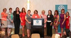 Mina Fies sworn in as President-elect at NAWBO Greater DC's annual banquet